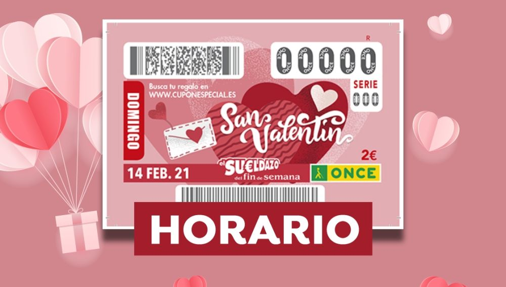 Sorteo de San valentín 2021